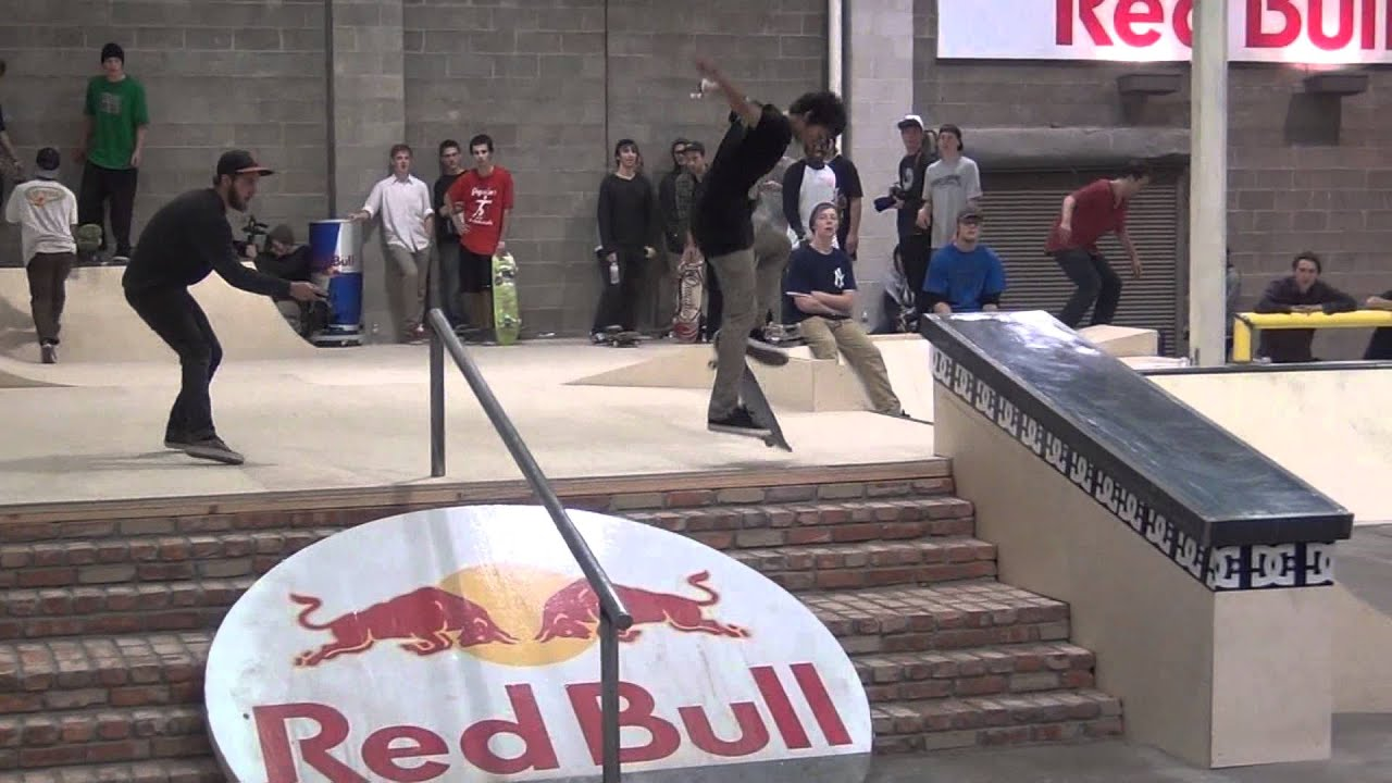 The Bay Best Trick Contest 2012 Youtube