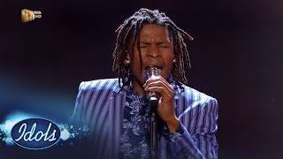 Top 4 Reveal: Thato - 'Many Rivers to Cross' – Idols SA | Mzansi Magic