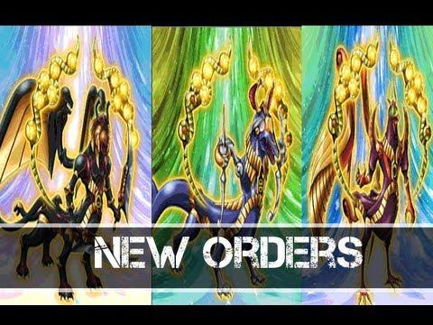 New Orders Yugioh Yugioh New Orders Monsters