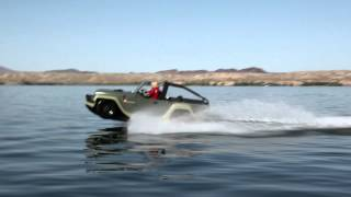 WATERCAR - Amphibious Car - the most versatile vehicle in the world!