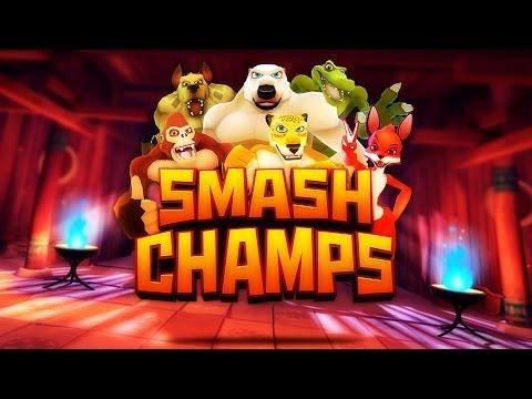 Smash Champs - Sony Xperia Z2 Gameplay
