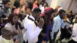 Babondo UK 2014 Timotheo Mulonda at AdolpheKimba &Margerite Faustin