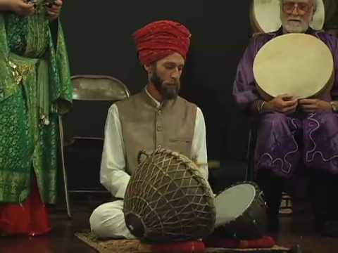 Cinnamon Orange: nagara drum and cymbal duet