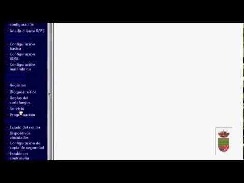 Abrir puertos del router  netgear