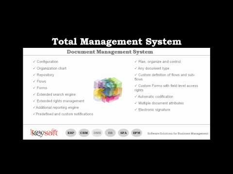 0 Total Management System   ERP, CRM, DMS, HR, SFA, BI, BPM
