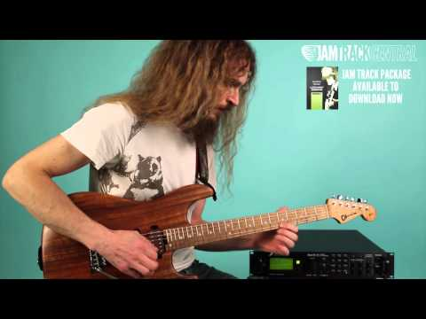Guthrie Govan 'remember When' At Jamtrackcentral video
