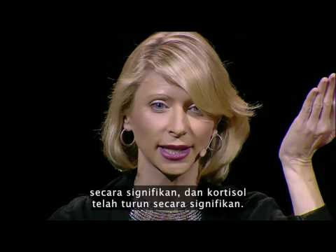 [Indonesian subtitle] Your body language shapes who you are | Amy Cuddy