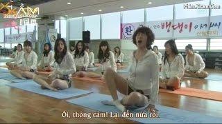 KOREAN FART WOMAN 04