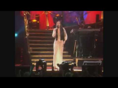 Cher - Medley: Half-breed; Gypsies, Tramps And Thieves; Dark Lady (live In Concert) video