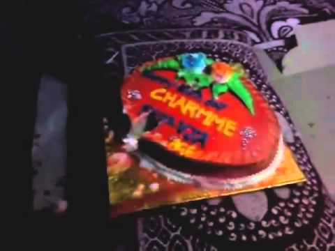 Charmme Birthday New (17th May 2013)