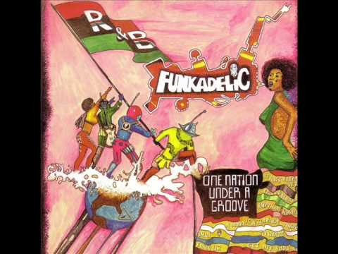 Funkadelic - Who Says A Funk Band Cant Play Rock