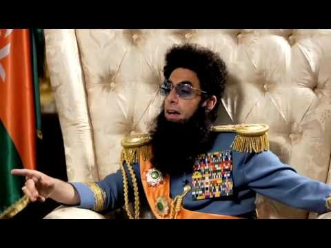 'The Dictator' Sacha Baron Cohen On Strombo: Full Interview