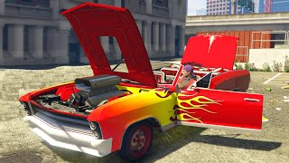 HOW TO BE A LOWRIDER DLC! (GTA 5 Funny Moments)