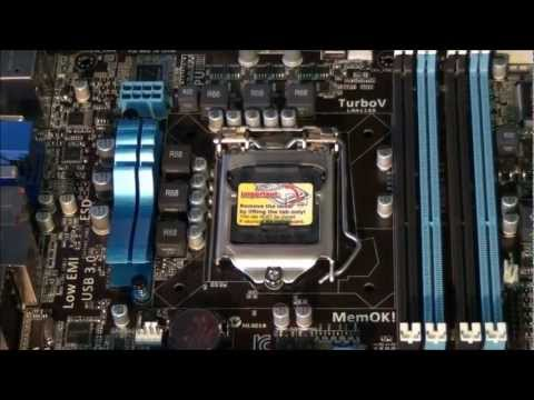 Asus P8Z68-M PRO Motherboard Review