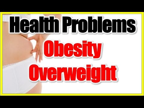 Health problems associated with obesity and overweight,diabetes,cancer,hypertension,sleep apnea...