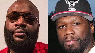 50 Cent CROSSES The Line On Rick Ross