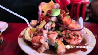 Baja California Dreaming with Bill Esparza @ Mariscos El Mazateño Pt 2