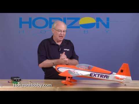 Horizonhobby.com Review - ParkZone Extra 300