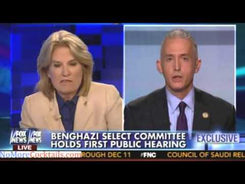 Trey Gowdy speaks to Greta about today's Select Committee Hearing into Benghazi