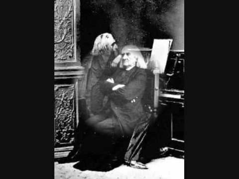 Ginzburg plays Liszt Hungarian Rhapsody no. 17