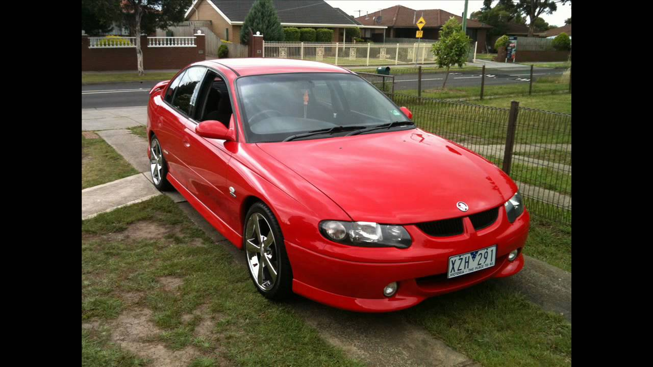 My Holden Vx Ss Gen 3 Ls1 5 7l V8 New Project Youtube