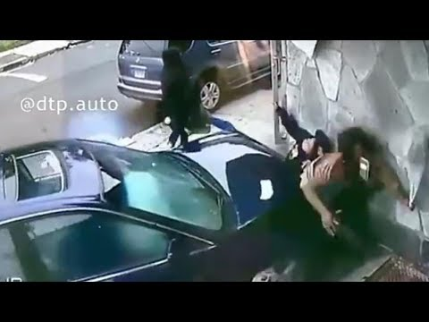Жесткие аварии и ДТП 2017 №20