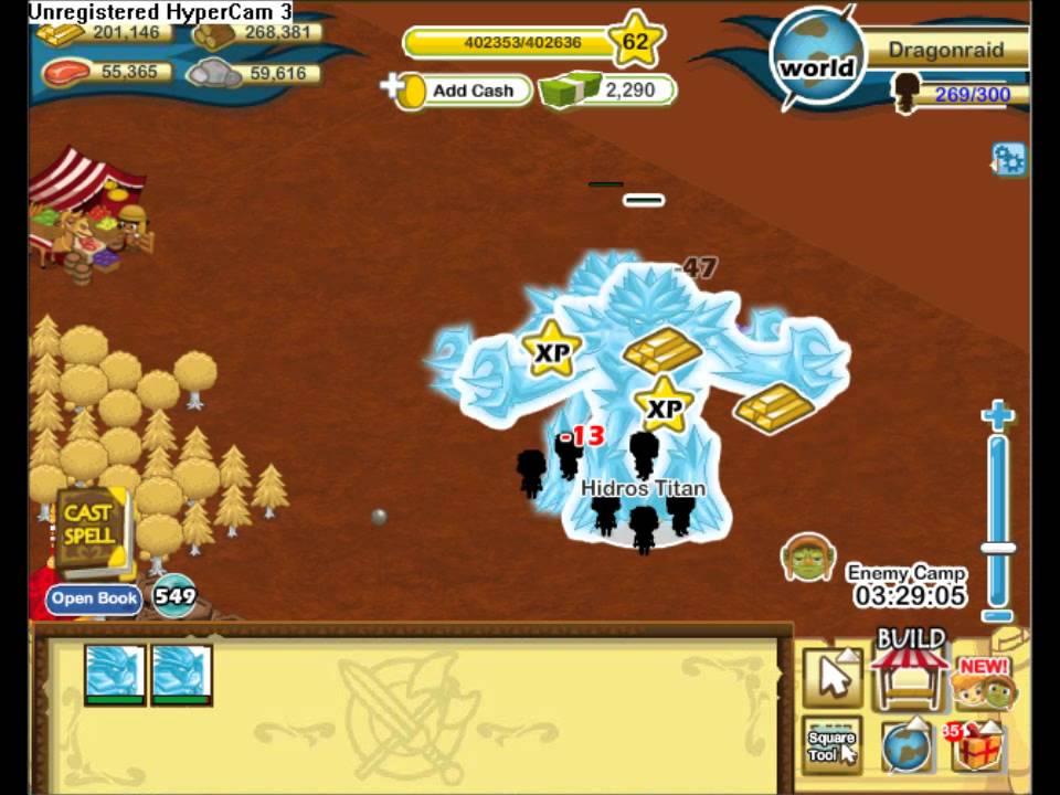 Titan Social Social Empires Hydros Titan