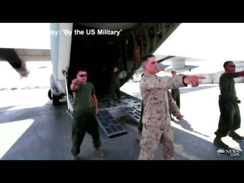 'call Me Maybe' Spoofed By U.s. Marines: Carly Rae Jepsen's Hit Song Parodied Again video