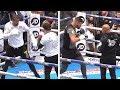 David Haye & Tony Bellew Public Workout - Bellew vs Haye 2