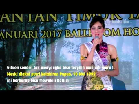 VIDEO Dokter RS Tentara Jadi Putri Indonesia Kaltim 2017 #1