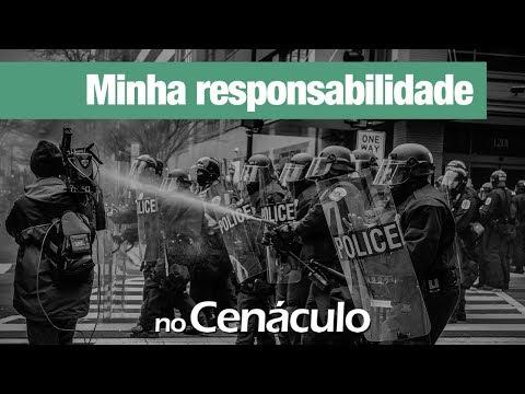 Minha responsabilidade | no Cenáculo 27/03/2020