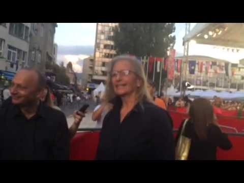 Annie Leibovitz in Sarajevo after 20 years