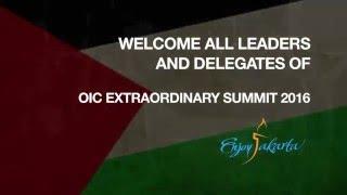 BNN News : BNN Dukung Organisasi Kerja sama Islam Ke- 5 untuk Palestina dan Al-Quds Al-Sharif