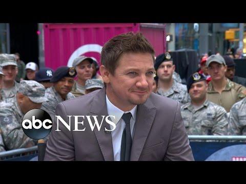 'Captain America: Civil War' | Jeremy Renner, Anthony Mackie Give Superhero Surprise