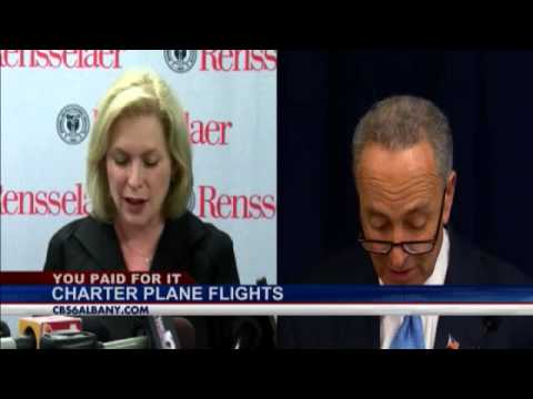 You Paid For It: Congressional Flights