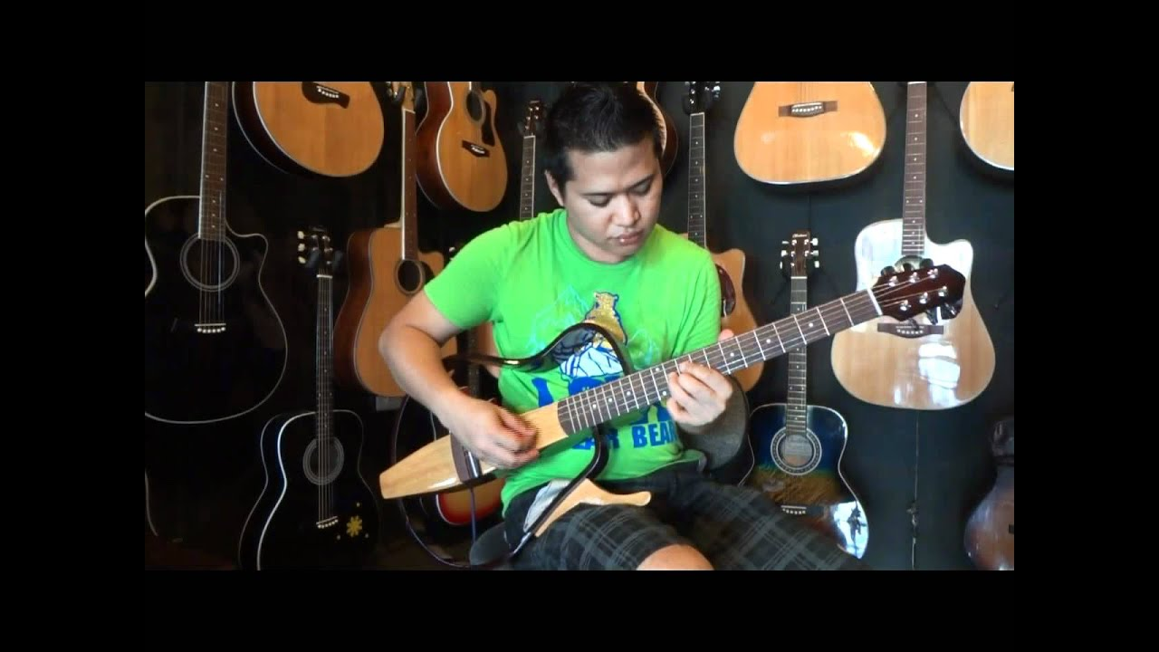 Chestone Silent Guitar Steel Demo Youtube