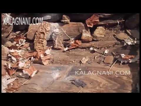 Brahmamgari Original Foot Prints ( Kalagnani Veerabrahmendra...