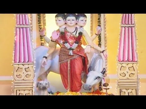 Sada Sarvada Yog Tujha - Marathi Devotional Song video