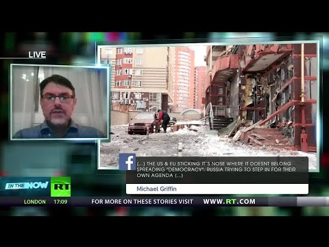 US clearly wanted regime change, anti-Russian govt. in Ukraine – Georgetown professor