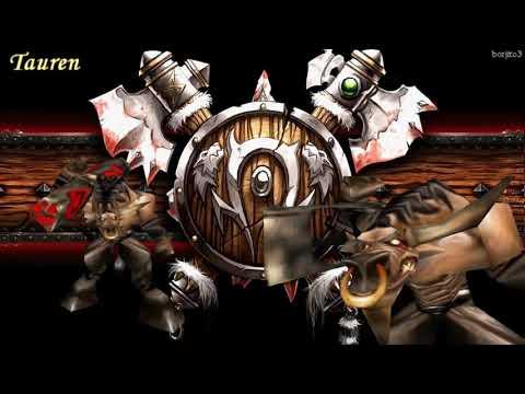 Warcraft 3 Unidades - Orcos (facción) - Frases Español