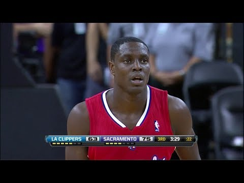 Darren Collison 20 Pts 10 Ast Highlights at Sacramento Kings (2013.10.14) (NBA PRESEASON)