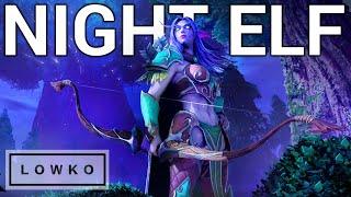 Warcraft 3: Reforged - THE NIGHT ELF CAMPAIGN!
