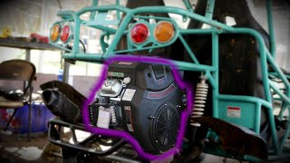 I Put a 22HP V-Twin on a CHINESE Dune Buggy