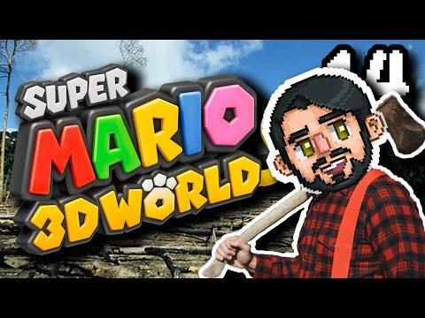 Super Mario 3D World - 14 - DEFORESTATION