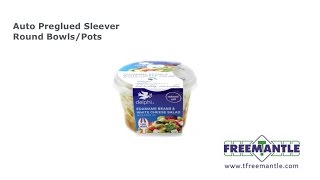T Freemantle Ltd - Preglued Sleever Pots
