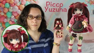 Picco Yuzuha Sweet a la mode, Azone Doll Review