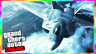 "GTA 5 Online: *NEW* HYDRA FOUND IN GAME! ""GTA 5 Hydra Plane Coming Patch 1.18?"" GTA 5 DLC Gameplay"