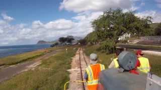 Hawaiian Train Ride