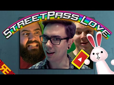 StreetPass Love: A 3DS Song (with NateWantsToBattle & The Completionist)