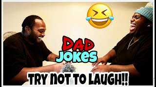 you laugh, you lose dad jokes!!   extremely funny